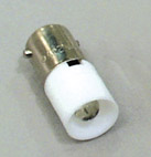 Led Ba9s 230V AC/DC Valkoinen RoHs