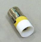 Led Ba9s 6V DC keltainen RoHs