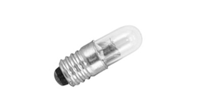 Lamppu E-5 6V 200mA