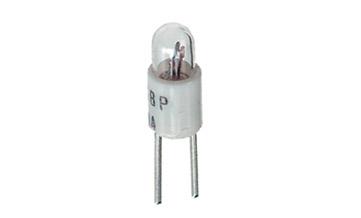 Lamppu T-1 Bi-pin 5V 115mA
