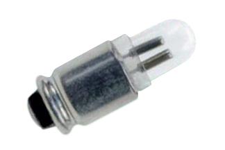 Lamppu MG6S/9 6,3V 200mA