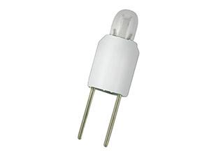 ;Lamppu T-1 bi-pin c 5V 75mA