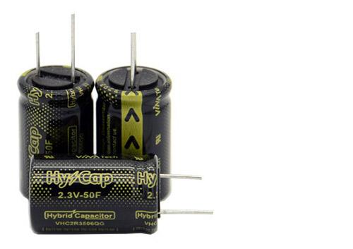 Hybrid capacitor 50F 2,3V 16*25