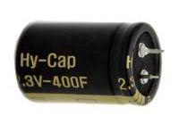 Hybrid capacitor 400F 2,3V 30*45mm