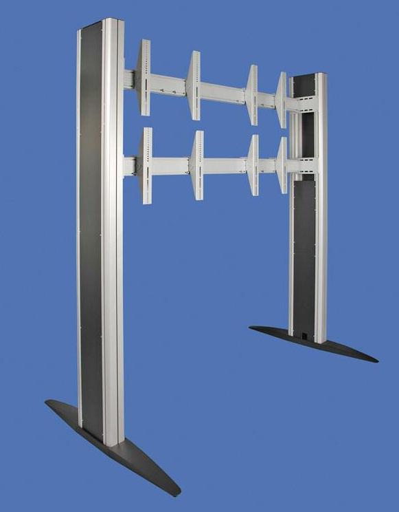 MonitorWall 4 näytölle