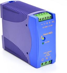 90-265VAC/24VDC1.25A,30W Teholähde