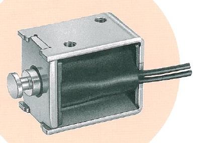 Solenoidi 12VDC vetävä