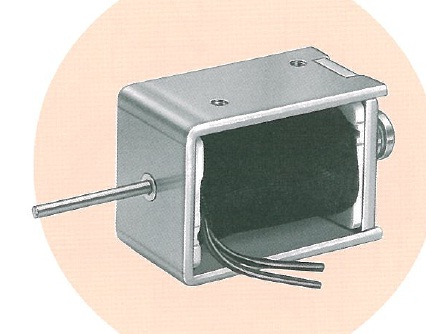 Solenoidi 12VDC työntävä