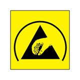 EPA-tarra 25x25 mm 1000/rll