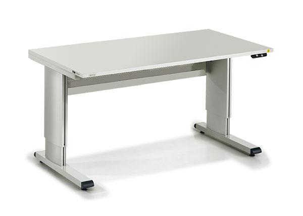 Treston säätöpöytä, sähk.kork.säätö