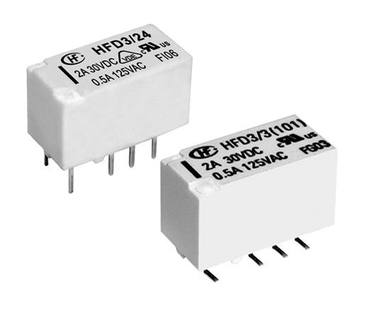 Rele 24VDC  Kontakti: 2C 30VDC/2A