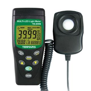 Tenmars LED Light meter