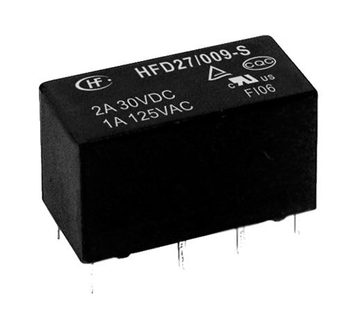 Rele 12VDC  Kontakti: 2C 125VAC/1A