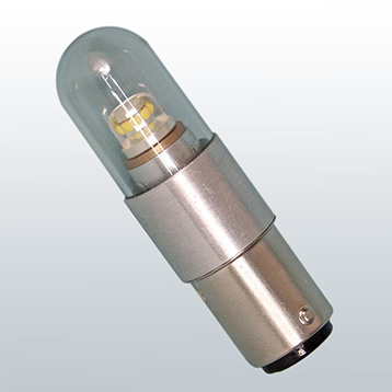 Navigaatio ledlamppu Bay15d 12-28V