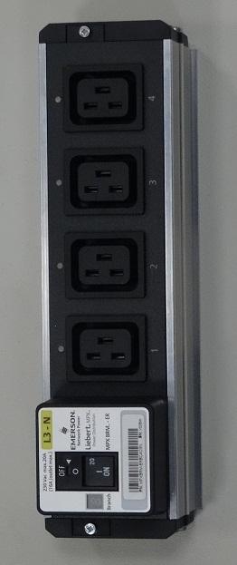 Output-mod. 4x C19  etäohjattava V1