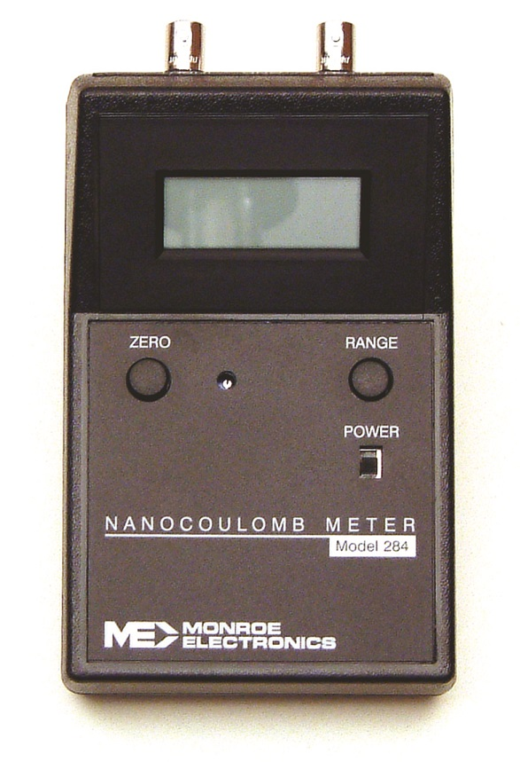 Monroe Nanocoulomb Meter