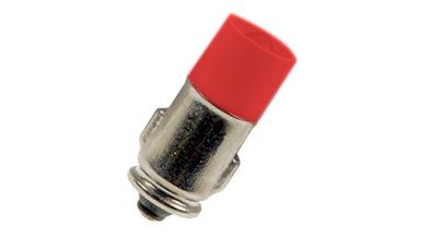 Led Ba7s punainen 24-28VDC