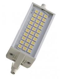 Ledlamppu R7s 35x117 220-240V 8W WW
