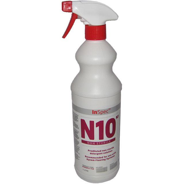 Inspec 10 puhdistusaine,1L spray