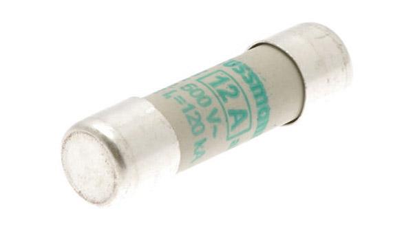 Sulake 10x38mm 12 A 500V 120kA