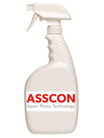 ASSCON Cleaner käyttövalmis