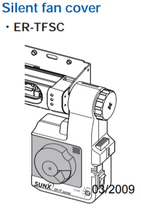 Panasonic ER-TF:n puhaltimen suoja
