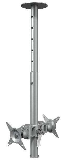 Kattoteline max. 2x15kg monitorille