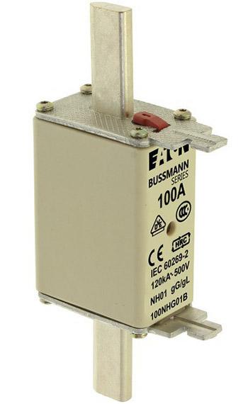 Sulake 100A 500V GG/GL SIZE 01