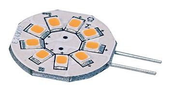 Ledlamppu G4 10-30VDC / 12VAC/DC