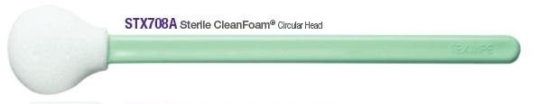 Swab: Sterile,PU-foam,20 x 133mm