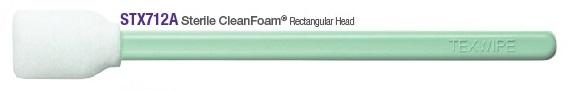 Swab: Sterile,PU-foam,13x128mm,50kp