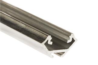 Ledprofiili alumiini, kulma-asennus