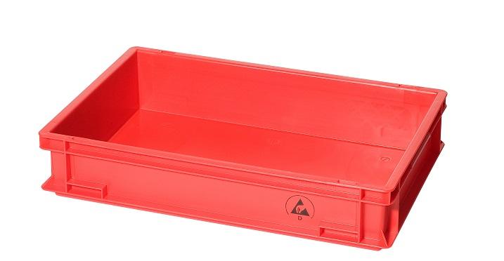 IDP 600x400x120mm, punainen