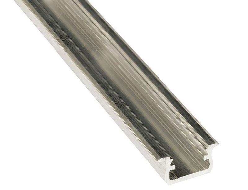 Ledprofiili alumiini, ura-asennus