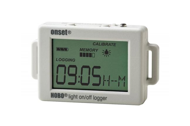 Onset HOBO UX90 Light on/off 128K