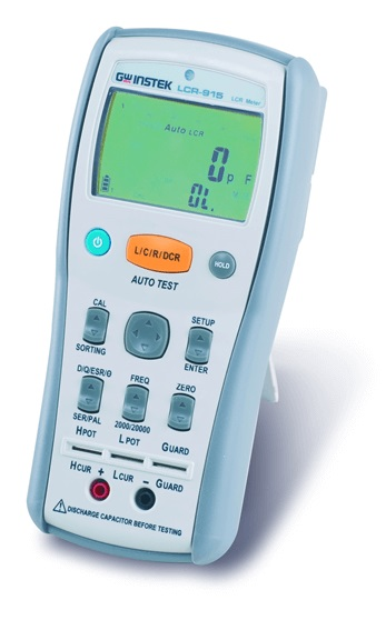 LCR-mittari