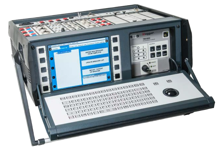 Megger TM1800 Standard