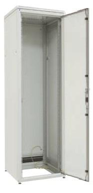 Verkkokaappi 42U L600 S800, met.ovi
