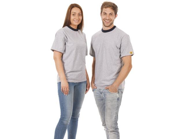 ESD T-paita, harmaa, koko L