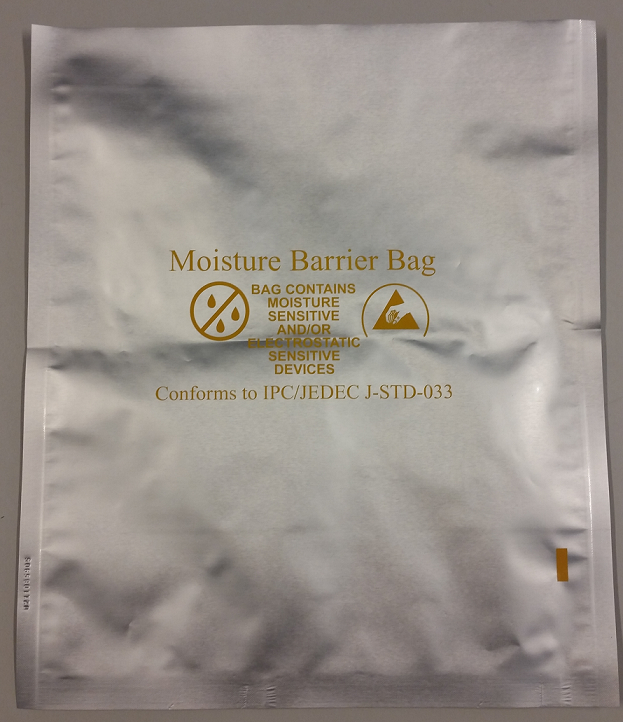 Moisture barrier bag 203x305mm