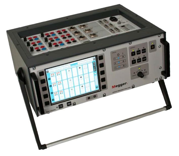 Megger TM1720 with analogue option