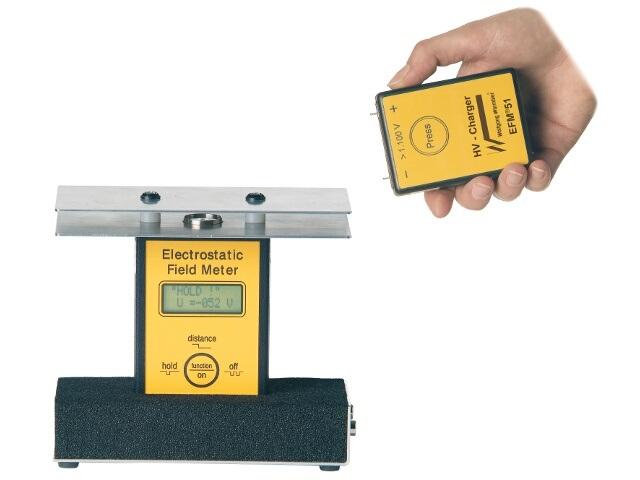 EFM51 mittari CPS optiolla