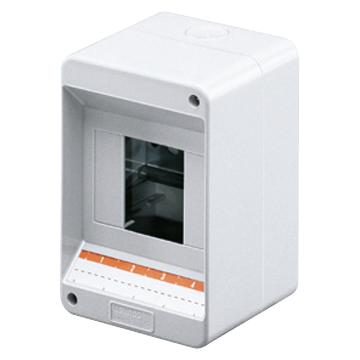 Gewiss CD40, 4 mod. IP40 ,ei ovea
