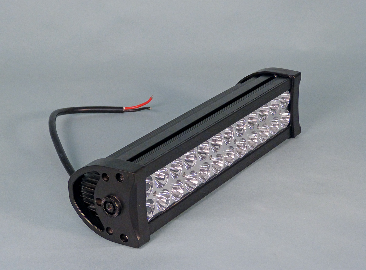 LED working light 24x3W 10-30VDC