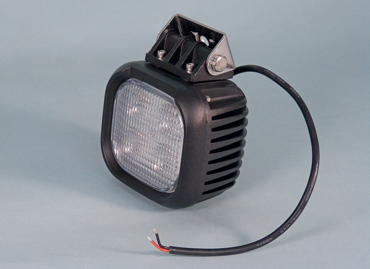 LED working light 4x3W 10-30VDC