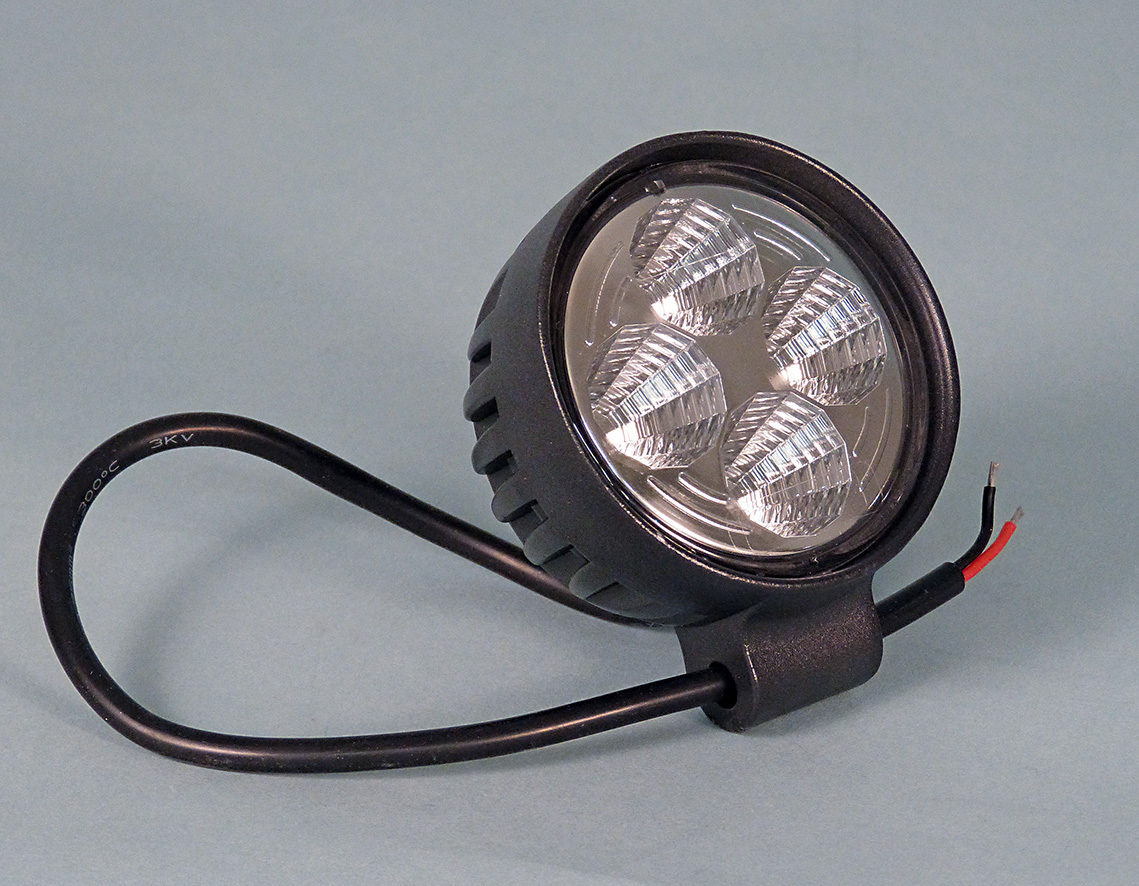 LED working light 4x10W 9-29VDC