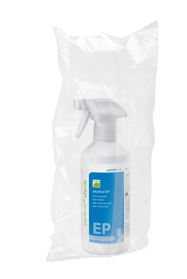 Perform sterile alcohol EP, 10x0,5L