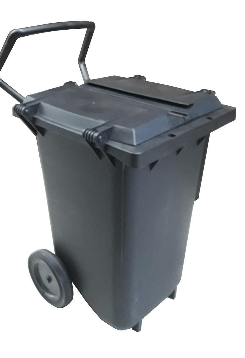 ESD jätesäiliö 240 litraa