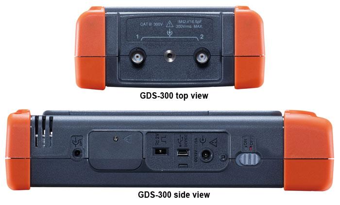 GW 2 kan. oskilloskooppi 100MHz