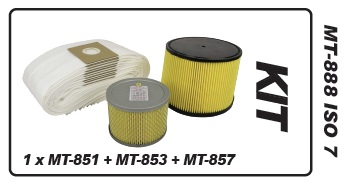 Muntz 888 ISO7-suodatinsarja